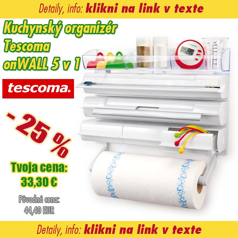 d14e1486f Kuchynský organizér Tescoma - SUPERWEB: Super ponuky, zľavy, akcie